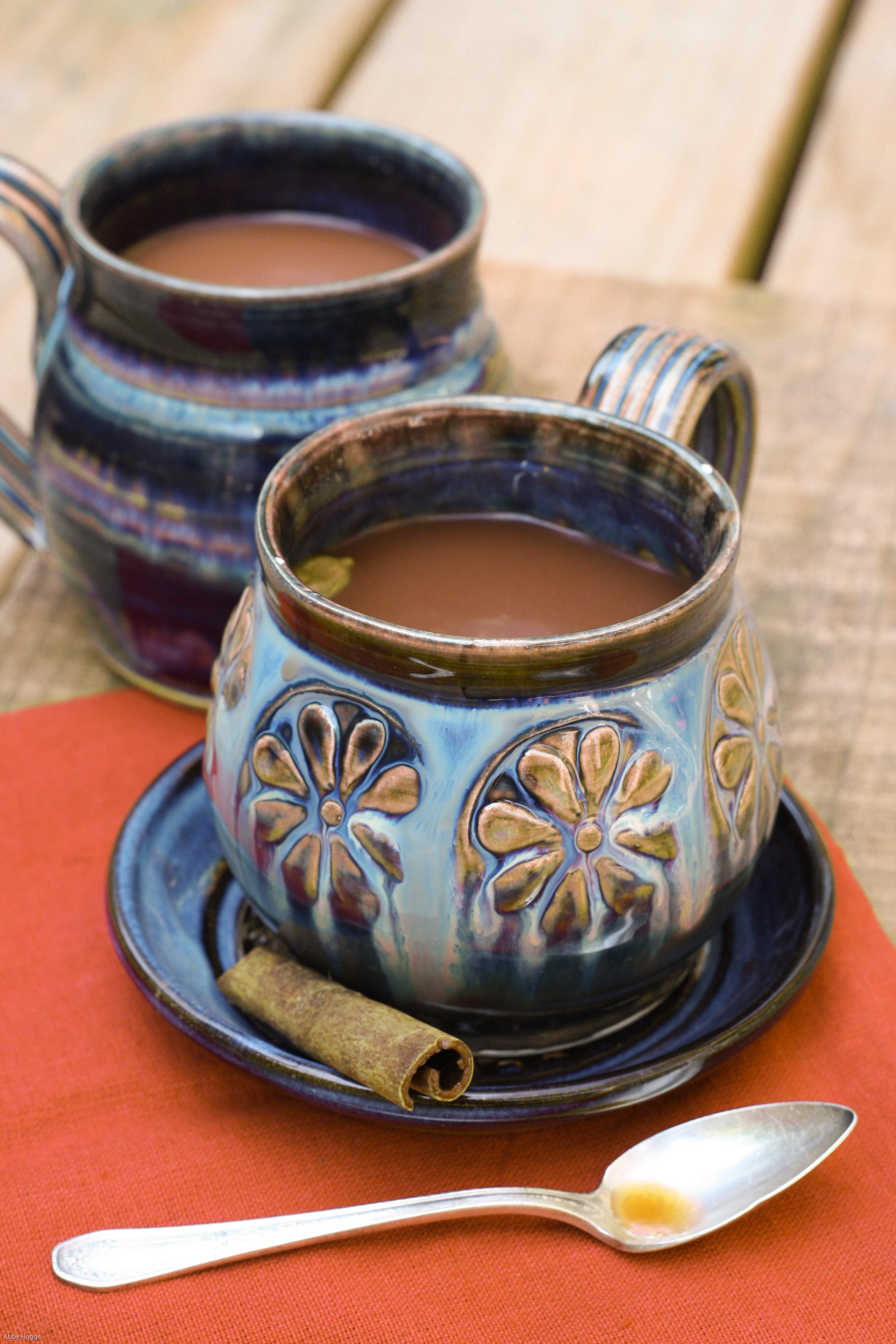Chai Hot Chocolate – Dr. Thaddeus Gala, DC